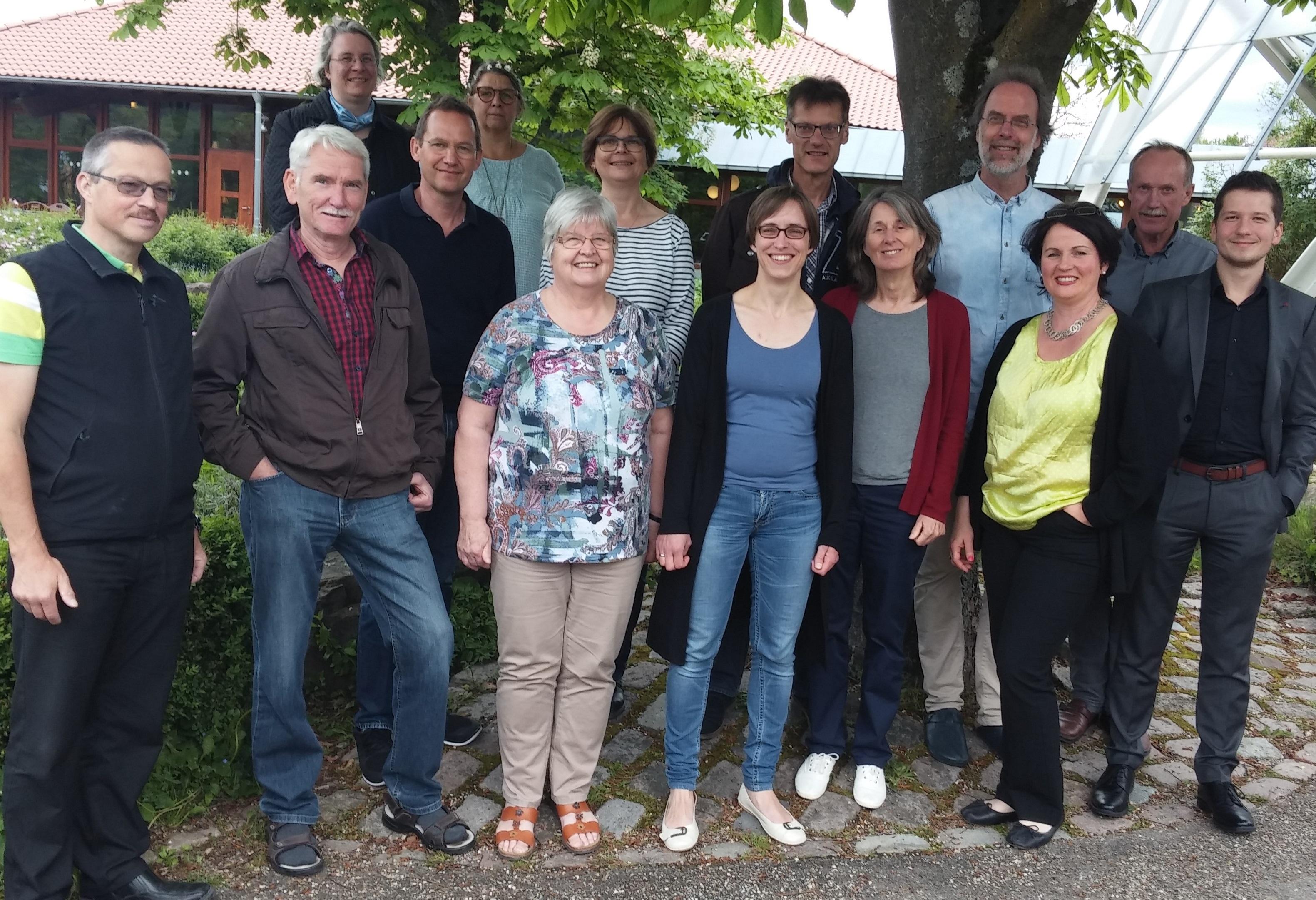 Dr Sigel Sindelfingen kirchengemeinderat evangelische kirchengemeinde sindelfingen